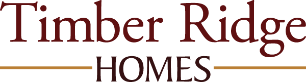 Timber Ridge Custom Homes Logo